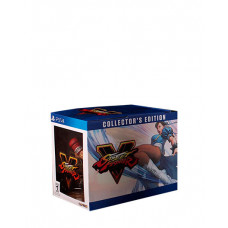 STREET FIGHTER V COLLECTORS EDITION