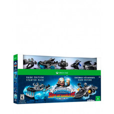 SKYLANDERS SUPERCHARGERS DARK EDITION STARTER KIT