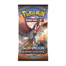SOBRE POKEMON TRADING CARD GAME SUN AND MOON BURNING SHADOWS