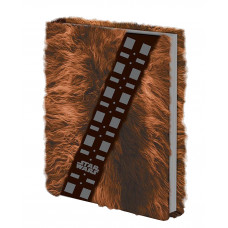 LIBRETA STAR WARS CHEWBACCA