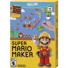 SUPER MARIO MAKER WITH BOOK