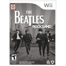 THE BEATLES ROCK BAND SOFTWARE