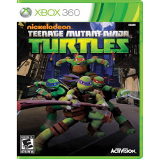TEENGAGE MUTANT NINJA TURTLES