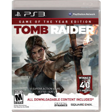 TOMB RAIDER GAME OF THE YEAR EDITION