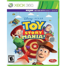 TOY STORY MANIA KINECT