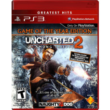 UNCHARTED 2 GAME OF THE YEAR