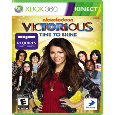 VICTORIOUS KINECT TIME TO SHINE