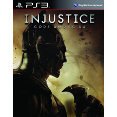 INJUSTICE GODS AMONG US BATMAN