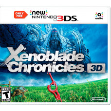 XENOBLADE CHRONICLES 3D