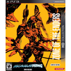 ZONE OF THE ENDERS HD COLLECTION CE